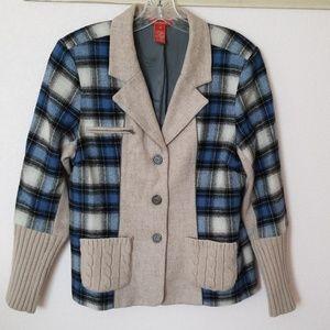 Sundance Wool Blazer.